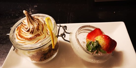 Grande Riviere Noire: La tarte au citron revisitée
