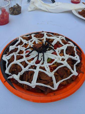 La Puente, CA: Spooky Halloween Nachos