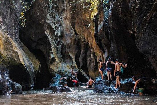 Excursão de aventura pelo Canyon Oculto...