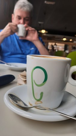 Mmmmm, super tasty coffee