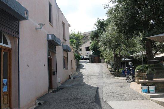 Morsiglia comprend 10 hameaux et le coin est vraiment magnifique