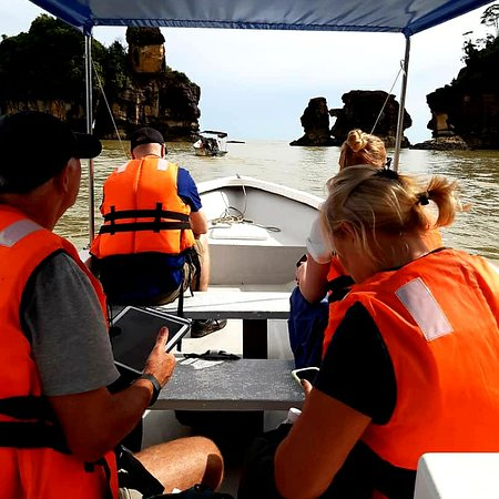 Bako National Park day trip with Ooo Haa Adventure Tours on 05 March 2020. Guests from Netherlands & Germany.