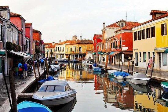 Venecia: recorrido en barco por las...