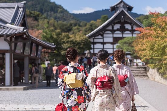 6 días mejores viajes grupales a Japón