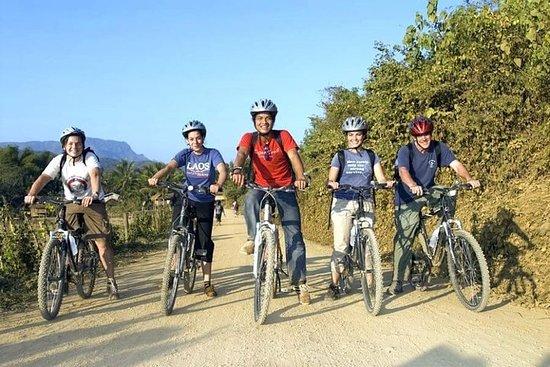 7-dagers privat sykkeltur fra Chiang Mai til Luang Prabang