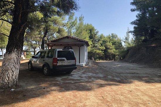 Athens Private Day Tour to Loutraki...