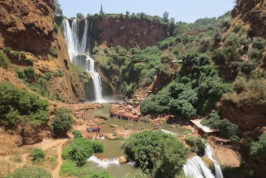 Ouzoud Waterfall Day Trip Fra Marrakech