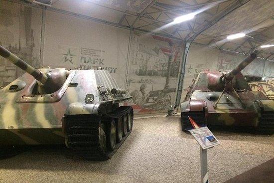 Military tour to park Patriot