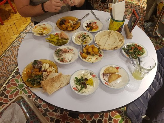 Stunning food to share