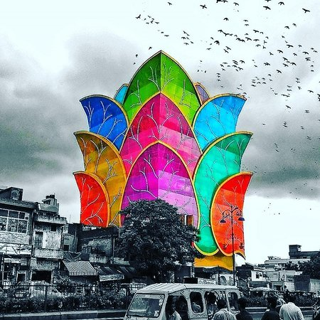 Džajpur, Indija: Cloudy weather in Jaipur , Rajasthan 😍 #beautifuljaipur  #hotelmoonlightpalace #besthotel #tripadvisorjaipur