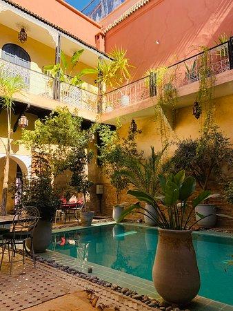 Riad Romance, Hotels in Marrakesch