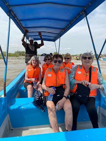 Lodwar, เคนยา: On lake Turkana