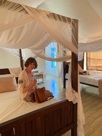 Lodwar, เคนยา: The tent
