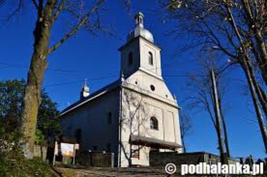 Zubrzyca Gorna, Польша: Kosciol  sw Michala