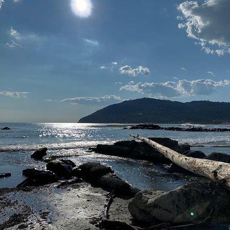 Marinella di Sarzana, Ιταλία: Il mare ti rigenera ... ☺️