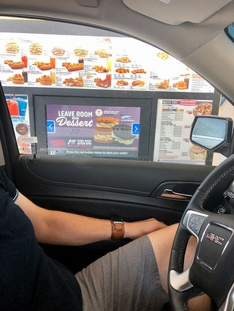 Vidor, TX: Sonic Drive-In