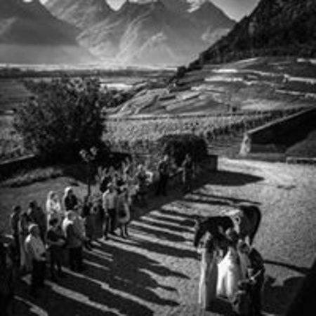 Yvorne, Suiza: Nos mariages d'exception sur mesure