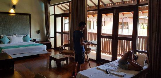 Ettukala, Шри-Ланка: Beautiful Room at the SeaHorse Hotel in Negombo