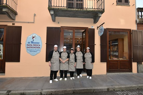 Torre Pellice, Italy: Pastafresca e Gastronomia da Massimo