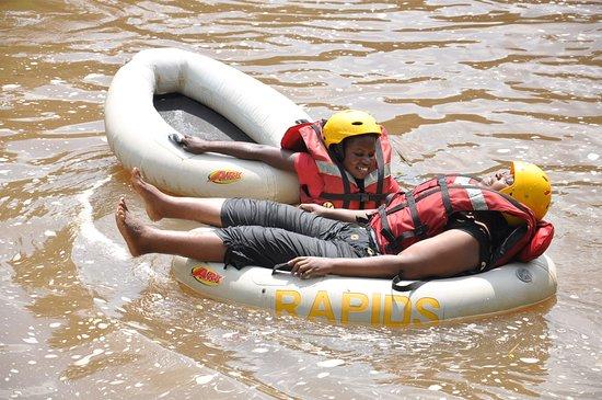 Sagana, Кения: Rapids Camp