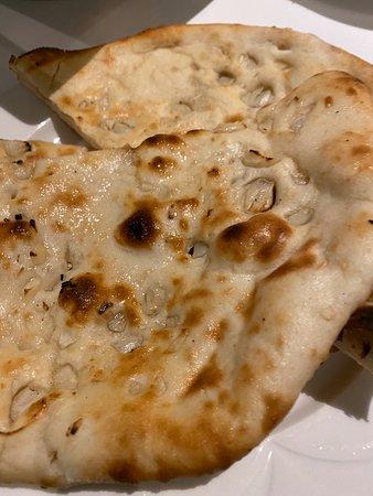 Garlic Nan / Fladenbrot