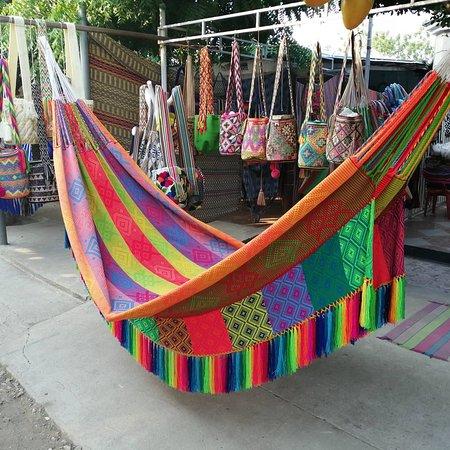 San Jacinto, Colombia: Hamaca Colorida