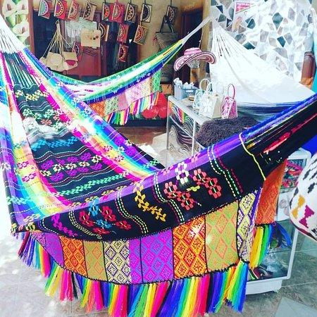 San Jacinto, Colombia: Hamaca bordada