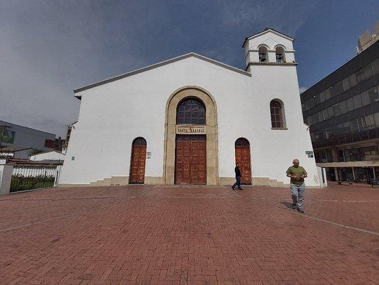 Parroquia de Santa Beatriz