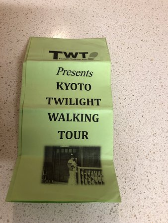 Kyoto Twilight Walking Tour Day Tours