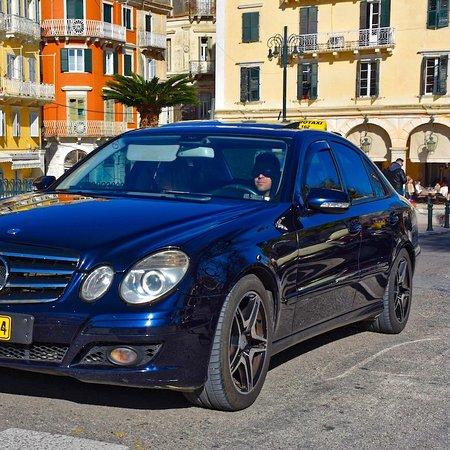 Corfu Taxi 24
