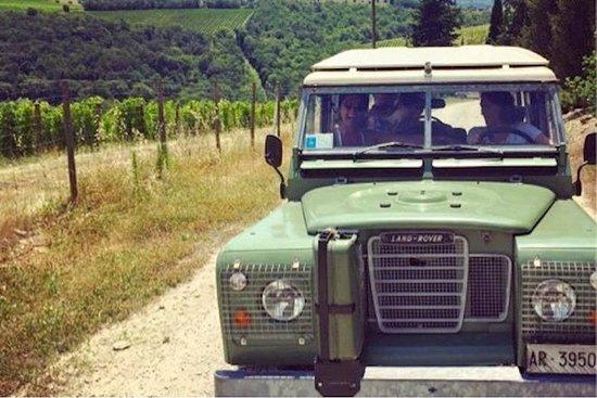 Excursão diurna ao vinho Chianti off...
