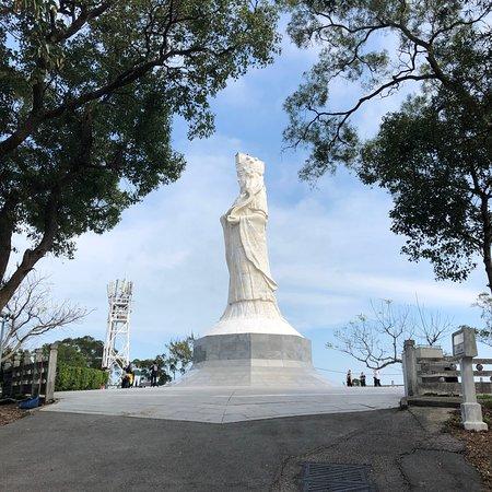 A-Ma Goddess Statue