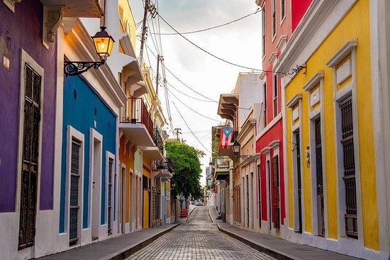 Tour de día completo por el Viejo San Juan y Loiza African Town en...