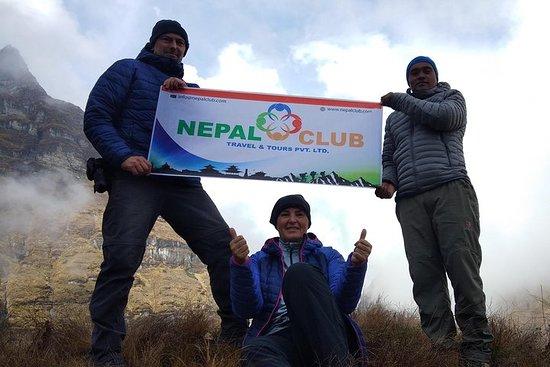 Trek du camp de base de l'Annapurna