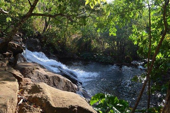 Taquaruçu: Trails and Waterfalls. A...