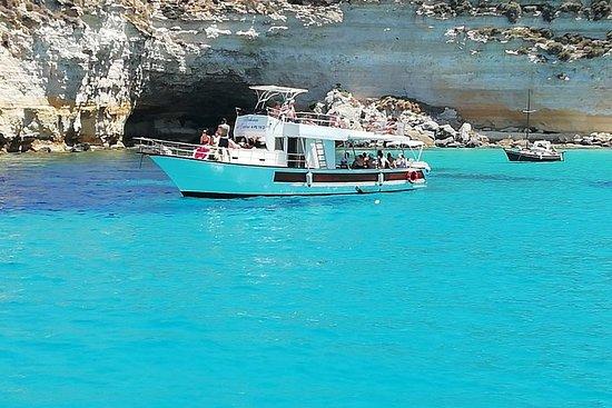 乘船遊覽蘭佩杜薩