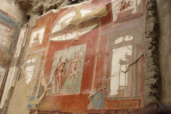 Excursion à terre Pompéi, Herculanum...