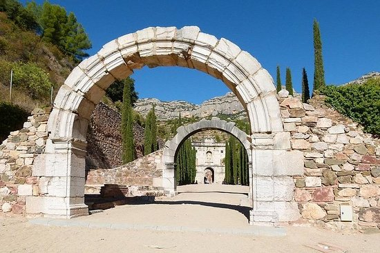 Siurana Escaladei & Vinos -Reduced group and hotel pick-up From Salou...