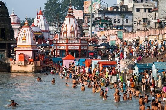 Private Tour: Haridwar and Rishikesh...