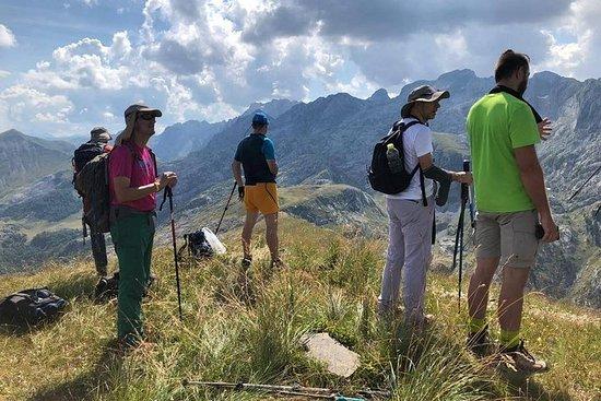 10天的巴爾干山峰之旅