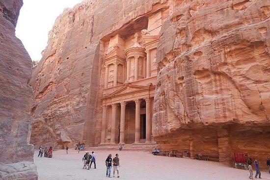 以色列旅行-埃拉特出发的3日私人之旅–约旦和埃及