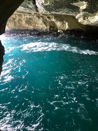 Rosh Hanikra, Israel: the grottoes
