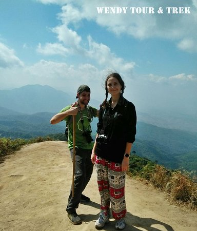 Doi Inthanon NationalPark+Kewmaepan Nature Trail. Includes: English guide, Local Guide, Transportation, Tickets, Lunch and Accident Insurance. Thank you for join with us.