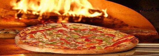 Fier, แอลเบเนีย: Pizza Corner...