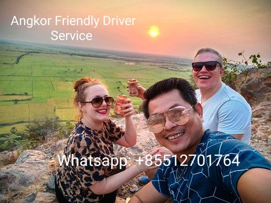 Angkor Friendly Driver