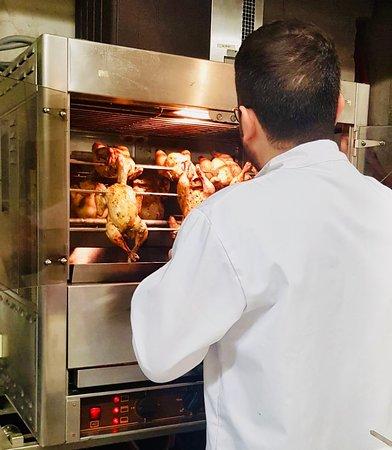 San Bernardino, İsviçre: A volte ci girano i polli!!