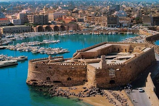 Chania - Heraklion Aerial Sightseeing...