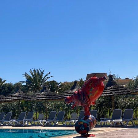 Endroit sympa à 15 mn de Marrakech.
