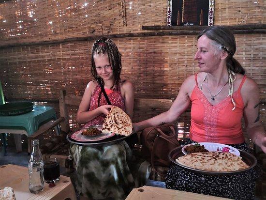 Semera, Ethiopia: We really like this bread - habesha