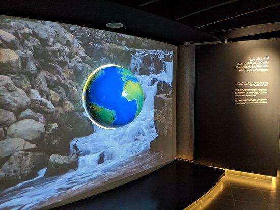 Musee Mohammed VI pour la civilisation de L'eau au Moroc